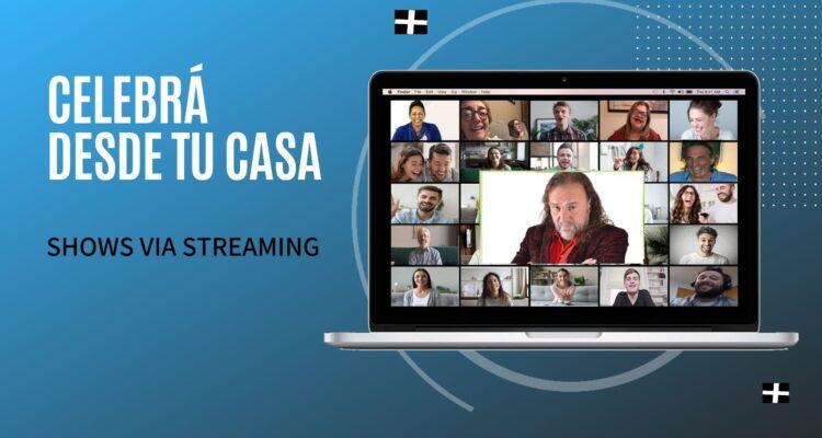 Shows via streaming